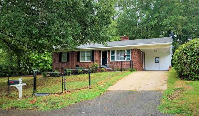 300 Sunset Drive, Gaffney, SC 29340 (#282917) :: Realty ONE Group Freedom