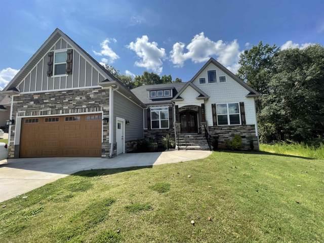 394 Copper Creek Circle, Inman, SC 29349 (MLS #283411) :: Prime Realty