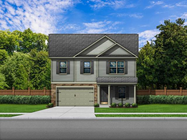 127 Harvest Glen Drive, Piedmont, SC 29673 (MLS #283539) :: Prime Realty