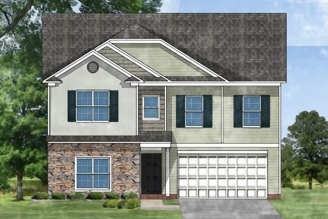 118 Harvest Glen Drive, Piedmont, SC 29673 (MLS #283620) :: Prime Realty