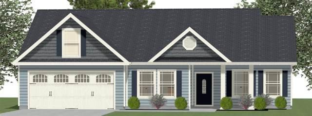 292 Long Branch Road Lot 7, Chesnee, SC 29323 (#283936) :: Modern