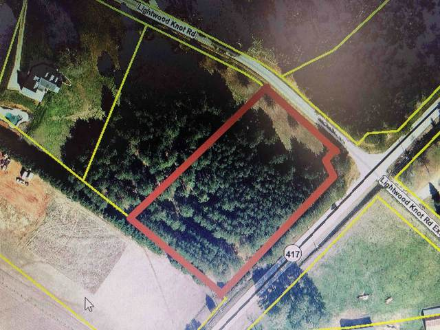 0 W Lightwood Knot Road, Moore, SC 29369 (MLS #283937) :: Prime Realty