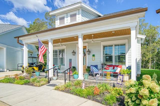 110 Cottage Ln., Greenwood, SC 29649 (#283970) :: Modern