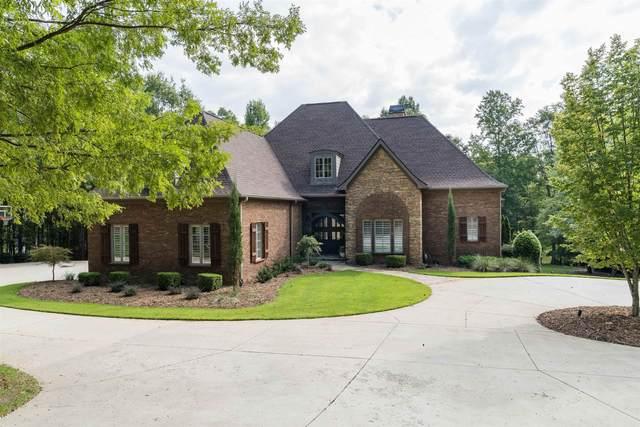 505 Carolina Club Drive, Spartanburg, SC 29306 (#284068) :: DeYoung & Company