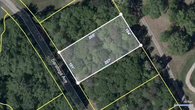 Lot 10 00 Saratoga Ave, Spartanburg, SC 29302 (#284117) :: Rupesh Patel Home Selling Team | eXp Realty