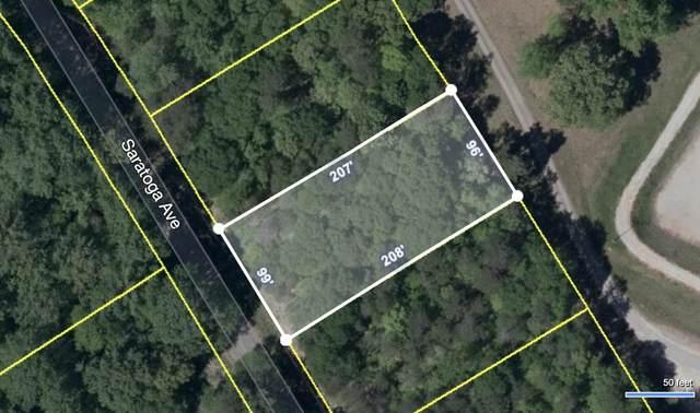 Lot 9 00 Saratoga Ave, Spartanburg, SC 29302 (#284118) :: Rupesh Patel Home Selling Team | eXp Realty