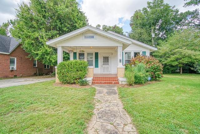 107 E Durst Ave, Greenwood, SC 29649 (#284147) :: Rupesh Patel Home Selling Team | eXp Realty