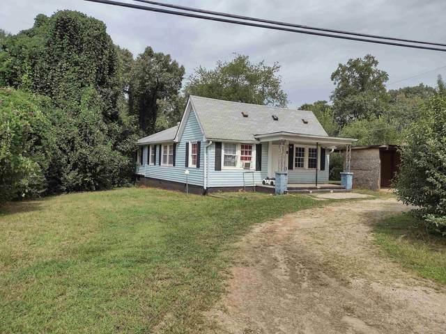 7204 Burnett St, Spartanburg, SC 29303 (#284155) :: Rupesh Patel Home Selling Team | eXp Realty