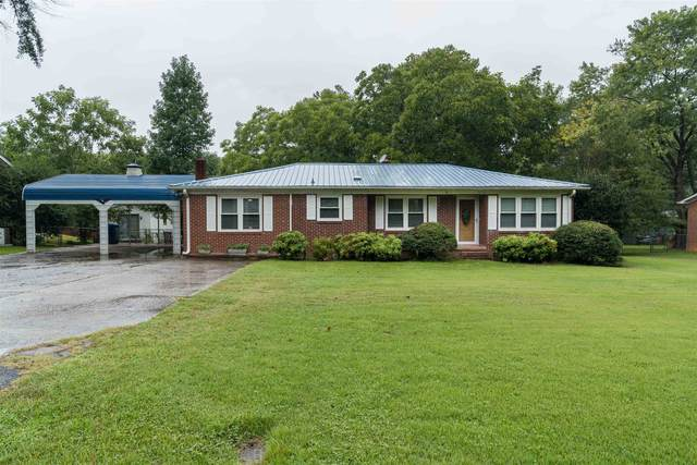 550 Briarcliff Drive, Woodruff, SC 29388 (#284177) :: Rupesh Patel Home Selling Team | eXp Realty
