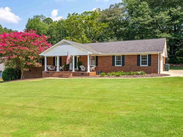 830 Shoresbrook Drive, Spartanburg, SC 29301 (#284180) :: Expert Real Estate Team