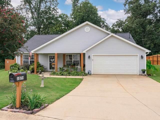 1074 Slow Creek Court, Boiling Springs, SC 29316 (#284184) :: Expert Real Estate Team
