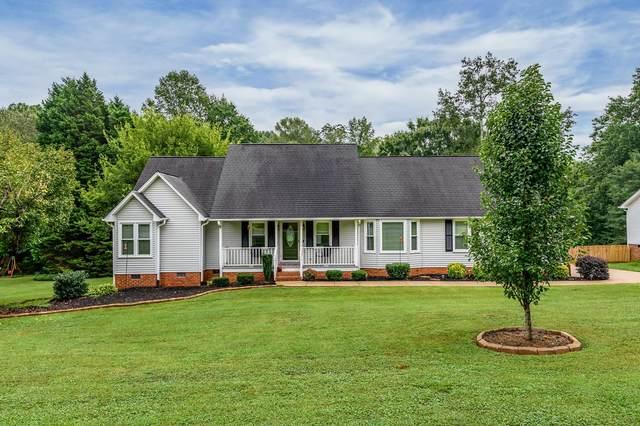 166 Woodcreek Dr, Spartanburg, SC 29301 (#284194) :: Expert Real Estate Team
