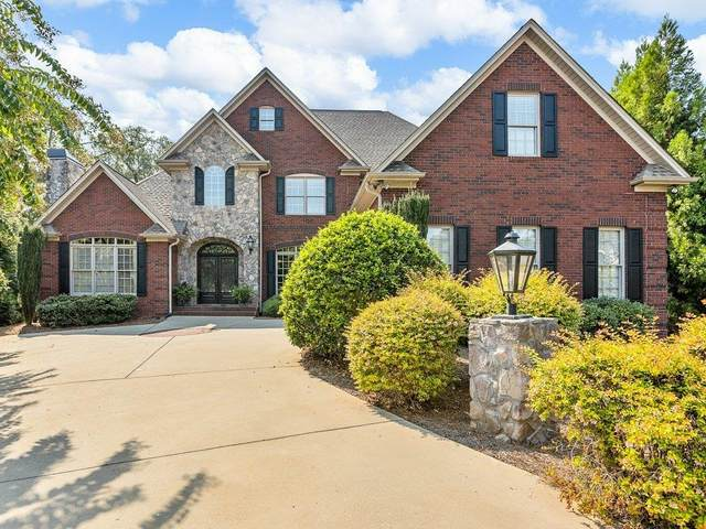 137 Whites Mill Way, Spartanburg, SC 29307 (#284204) :: Rupesh Patel Home Selling Team | eXp Realty