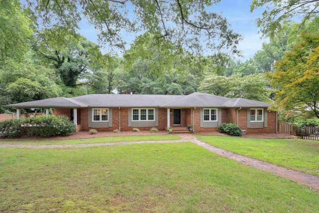 312 Fairlane Drive, Spartanburg, SC 29307 (#284216) :: Rupesh Patel Home Selling Team | eXp Realty