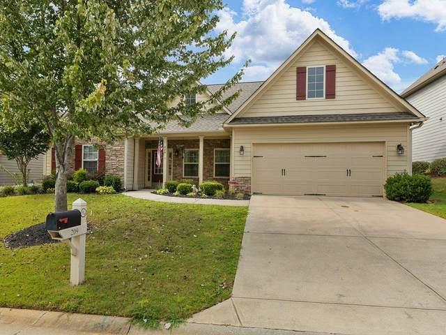 209 Raven Falls Lane, Simpsonville, SC 29681 (#284235) :: Rupesh Patel Home Selling Team | eXp Realty