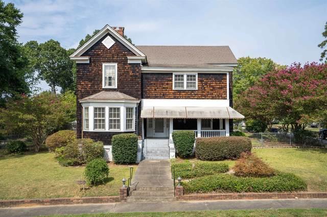 740 N Liberty St, Spartanburg, SC 29303 (#284250) :: Rupesh Patel Home Selling Team | eXp Realty