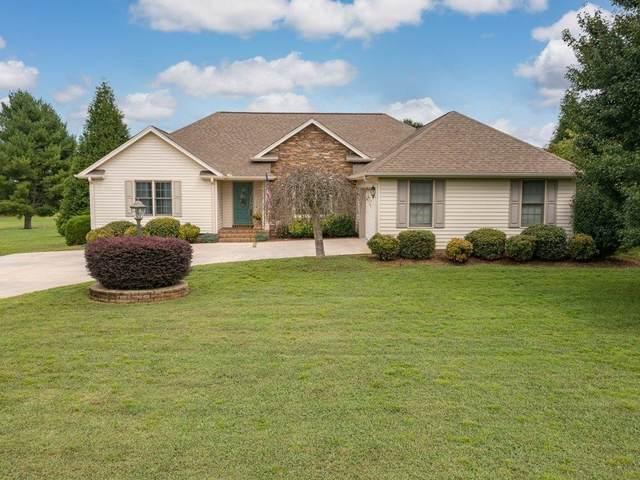 1325 Falcons Drive, Walhalla, SC 29691 (#284253) :: Rupesh Patel Home Selling Team | eXp Realty
