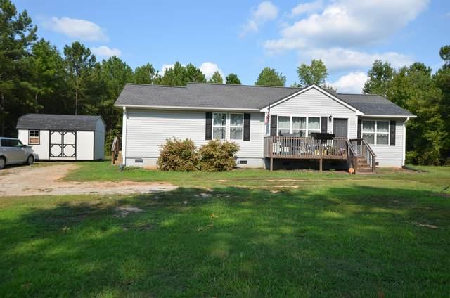 1609 Blackstock Road, Pauline, SC 29374 (#284278) :: Rupesh Patel Home Selling Team | eXp Realty