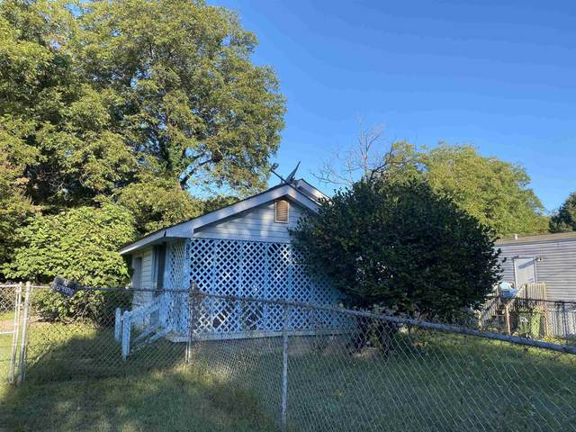 135 Martin St, Spartanburg, SC 29301 (#284386) :: Rupesh Patel Home Selling Team | eXp Realty