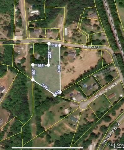 0 Emory Road, Cowpens, SC 29330 (#284544) :: Rupesh Patel Home Selling Team | eXp Realty