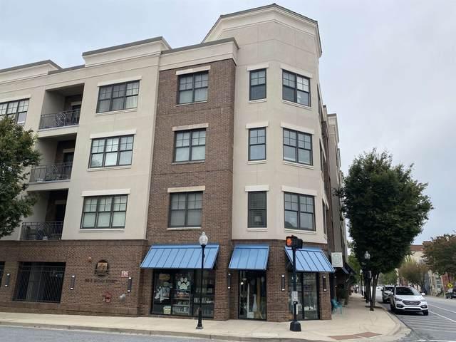 155 E Broad Street Unit 207, Spartanburg, SC 29302 (MLS #284602) :: Prime Realty