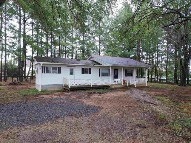 836 Moore Rd., Tryon, NC 28782 (MLS #284629) :: Prime Realty