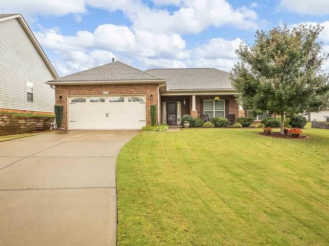 367 Huntwood Drive, Roebuck, SC 29376 (#284668) :: Rupesh Patel Home Selling Team | eXp Realty