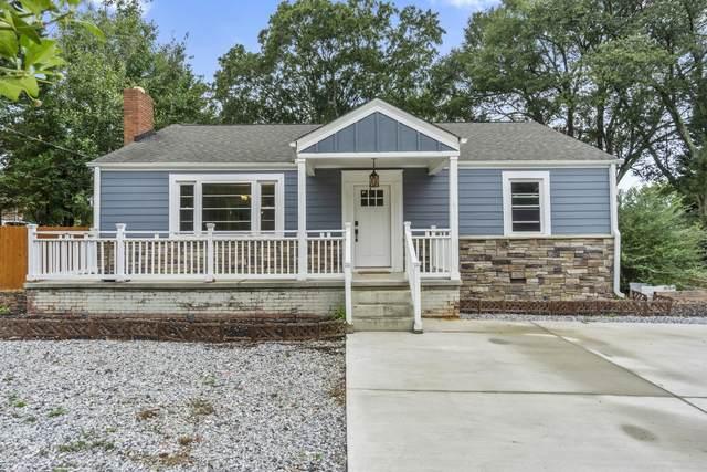 314 Oak Grove Rd, Spartanburg, SC 29301 (#284681) :: Rupesh Patel Home Selling Team | eXp Realty