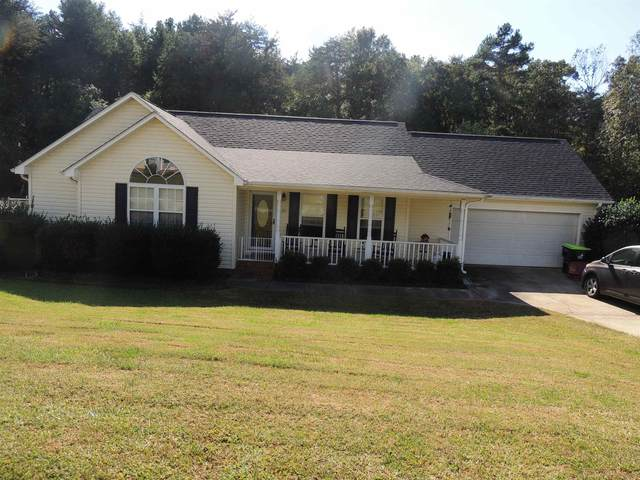 125 Orchard Spring Drive, Inman, SC 29349 (#284841) :: Rupesh Patel Home Selling Team | eXp Realty