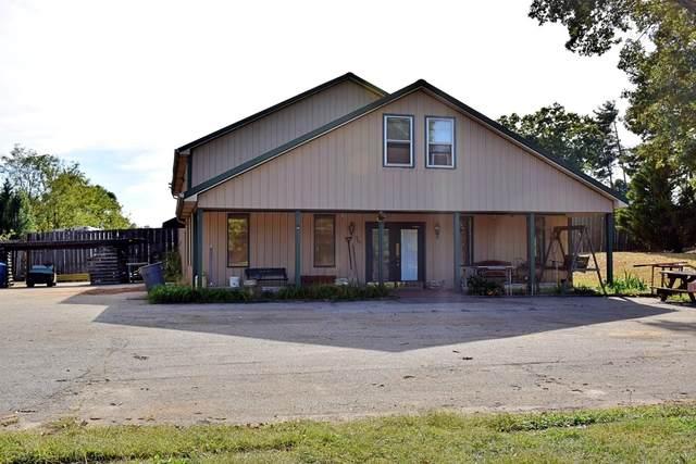 501 N Howard Avenue, Landrum, SC 29356 (#284852) :: Rupesh Patel Home Selling Team | eXp Realty