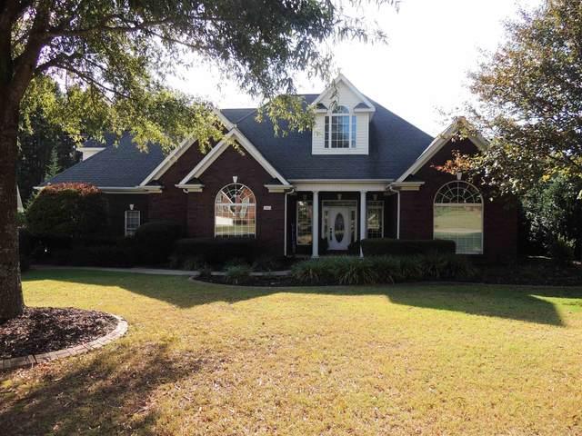 940 Lansfair Drive, Inman, SC 29349 (#284865) :: Rupesh Patel Home Selling Team | eXp Realty