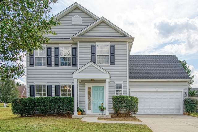 1 Crestbrook Drive, Greenville, SC 29607 (#284900) :: Rupesh Patel Home Selling Team   eXp Realty