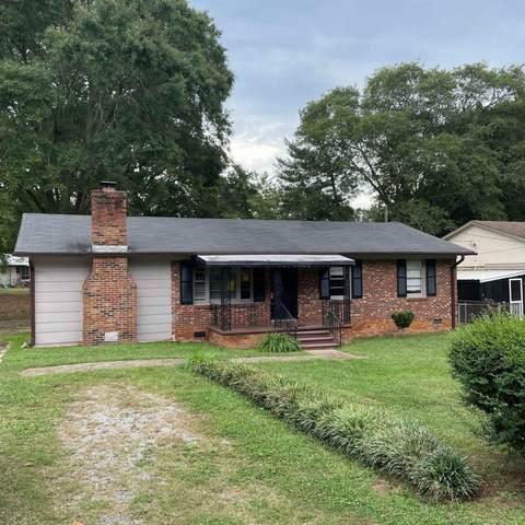 105 Carver Street, Gaffney, SC 29341 (#284901) :: Rupesh Patel Home Selling Team | eXp Realty
