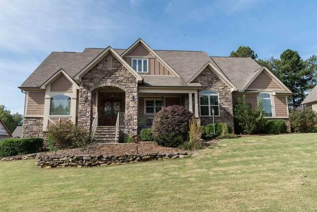 814 Grande Dunes Way, Inman, SC 29349 (#284914) :: Expert Real Estate Team