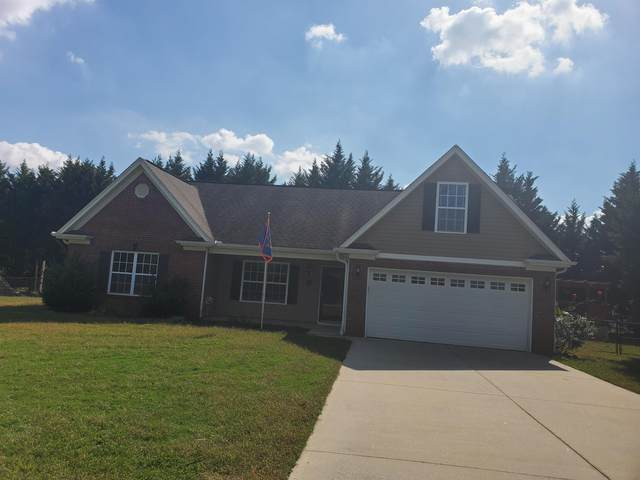 9 Mitchell Farm Rd, Inman, SC 29349 (#284936) :: Rupesh Patel Home Selling Team | eXp Realty