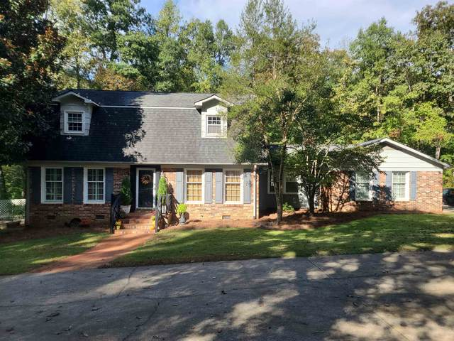 256 Hidden Acres Drive, Gaffney, SC 29340 (#285002) :: Rupesh Patel Home Selling Team | eXp Realty