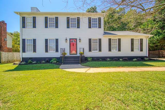 221 Aberdeen Way, Spartanburg, SC 29307 (#285007) :: Rupesh Patel Home Selling Team | eXp Realty
