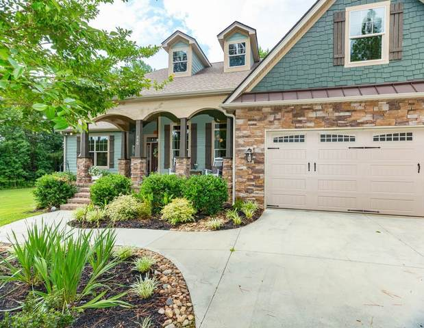 440 N Southerlin Road, Taylors, SC 29687 (#285043) :: Rupesh Patel Home Selling Team | eXp Realty