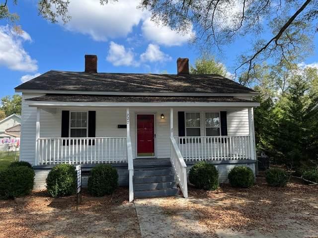 227 Oak St, Clinton, SC 29325 (#285055) :: Rupesh Patel Home Selling Team | eXp Realty