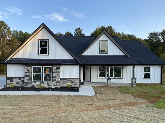 186 Eastberrys Creek Road, Duncan, SC 29334 (#285082) :: Rupesh Patel Home Selling Team | eXp Realty