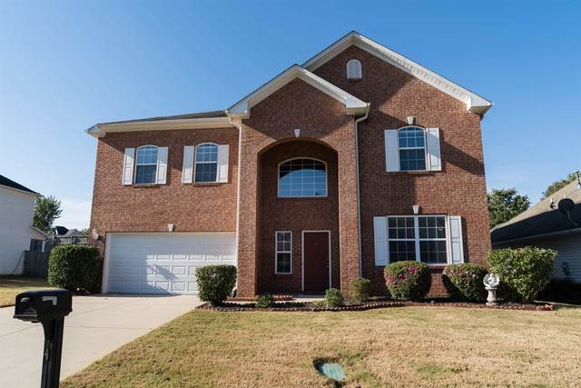 4 Old Tree Court, Simpsonville, SC 29681 (MLS #285111) :: Prime Realty