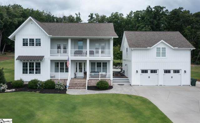2010 Pleasant Hill Road, Greer, SC 29651 (#285133) :: Rupesh Patel Home Selling Team | eXp Realty