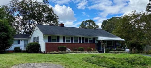 827 Saxon Ave, Spartanburg, SC 29301 (#285136) :: Rupesh Patel Home Selling Team | eXp Realty