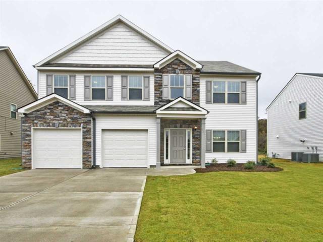 201 Noble Creek Road, Woodruff, SC 29388 (#244706) :: Century 21 Blackwell & Co. Realty, Inc.