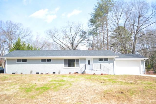 305 Pinnacle Drive, Taylors, SC 29687 (#249645) :: Century 21 Blackwell & Co. Realty, Inc.