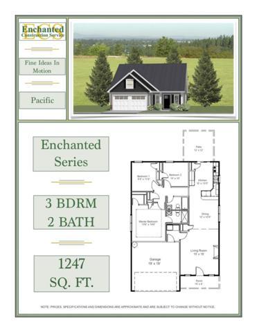 210 Hardin Rd Lot 1, Chesnee, SC 29323 (#252350) :: Century 21 Blackwell & Co. Realty, Inc.