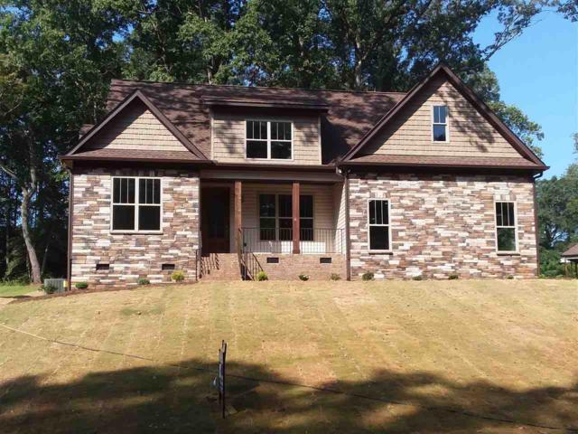 450 Rebel Ridge Rd, Lyman, SC 29365 (#253978) :: Century 21 Blackwell & Co. Realty, Inc.