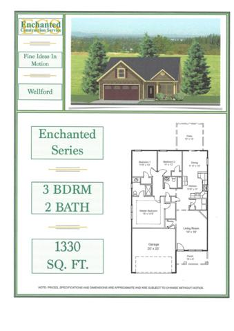 551 Ridgeville Crossing Lot 105, Inman, SC 29349 (#255550) :: Century 21 Blackwell & Co. Realty, Inc.