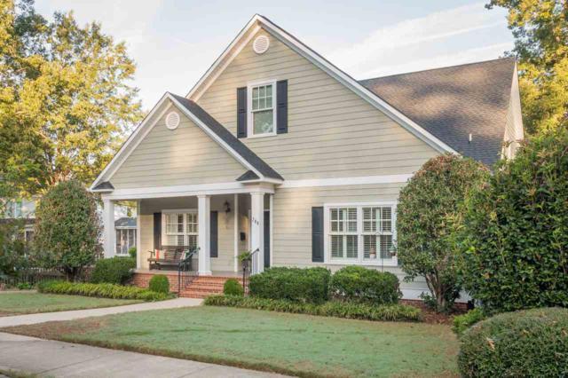 706 Glendalyn Ave, Spartanburg, SC 29302 (#256029) :: Century 21 Blackwell & Co. Realty, Inc.