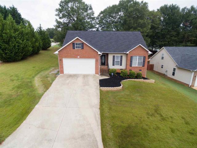 251 Lynhaven Drive, Spartanburg, SC 29303 (#256058) :: Century 21 Blackwell & Co. Realty, Inc.